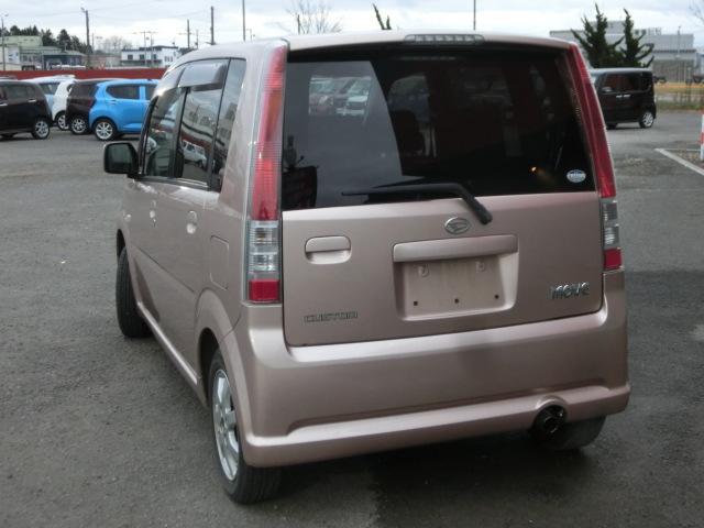 カスタム X 4WD ABS(4枚目)