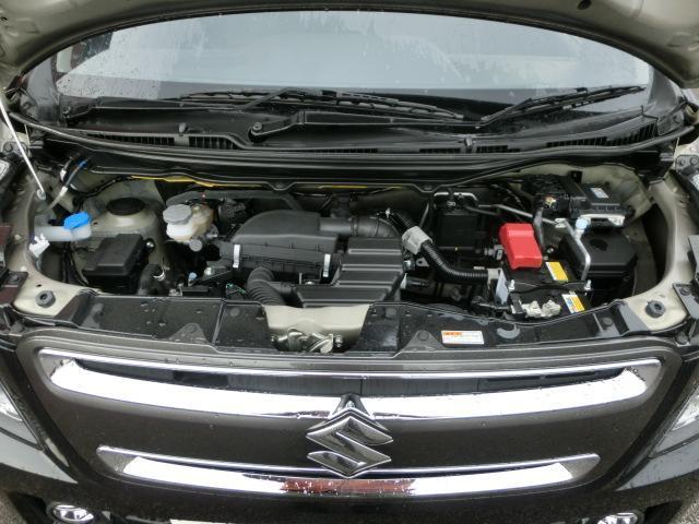ハイブリッドX-LTD 4WD ABS 衝減B スマートキー(9枚目)