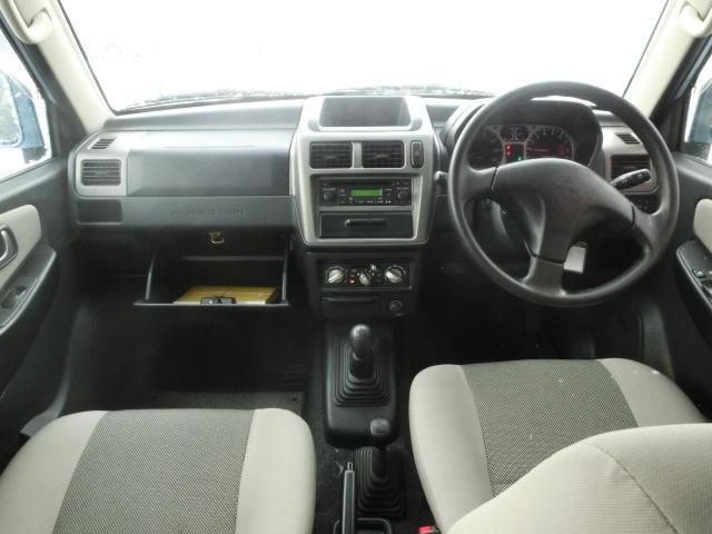 XR 4WD マニュアル車(4枚目)