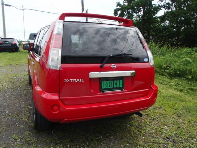 日産 エクストレイル Sドライビングギア 4WD HDDナビ
