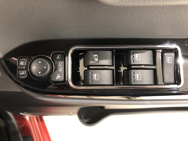 カスタムXセレクション 4WD CDチューナー キーフリー 両側電動スライドドア 衝突被害軽減システム(6枚目)