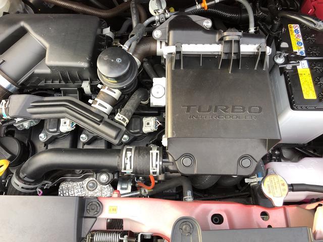 Gターボ 4WD キーフリー 衝突被害軽減システム(36枚目)