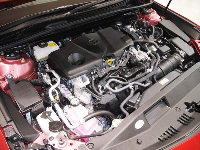2500ccハイブリッドエンジン☆普段見えないエンジンルームもしっかり洗浄しています