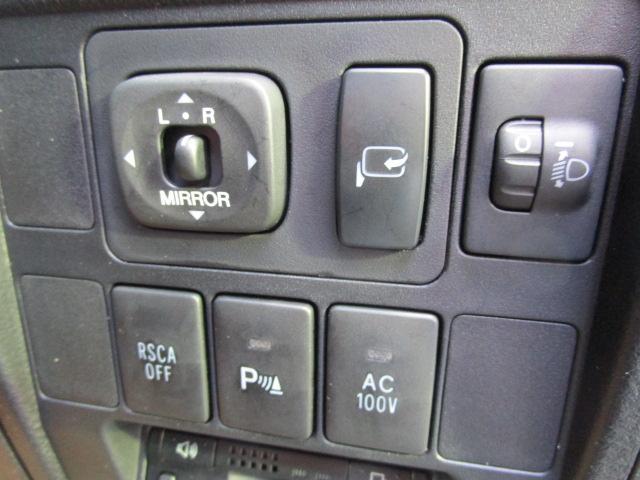 トヨタ ランドクルーザー AX 4.6L リヤカメラ付地デジナビ SOREX 寒冷地