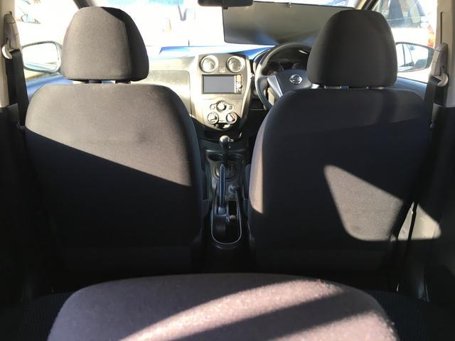 日産 ノート X FOUR Vセレクション+セーフティ 4WD ナビ