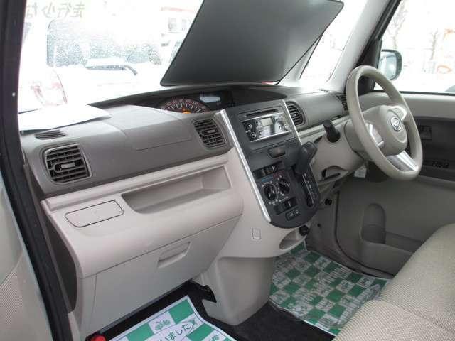 L 4WD キーレス 両側スライドドア 純正CD 寒冷地仕様(8枚目)