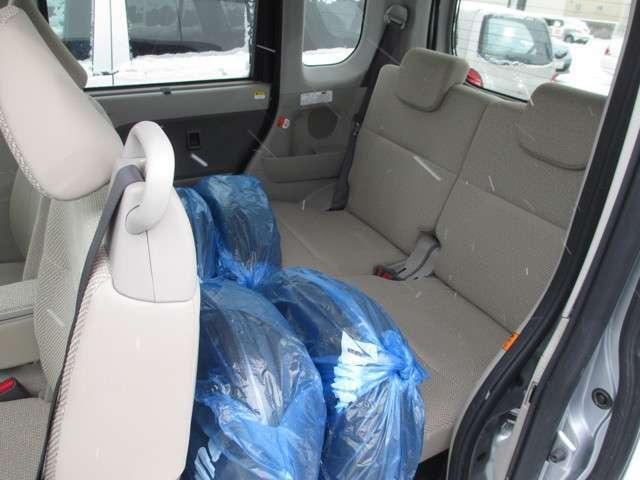 L 4WD キーレス 両側スライドドア 純正CD 寒冷地仕様(9枚目)
