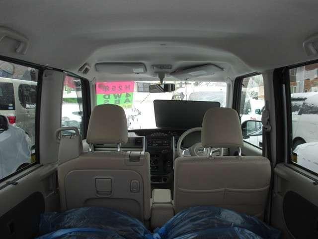 L 4WD キーレス 両側スライドドア 純正CD 寒冷地仕様(11枚目)