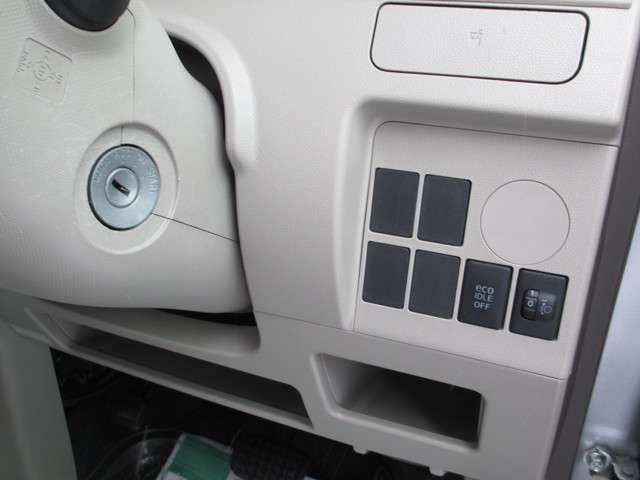 L 4WD キーレス 両側スライドドア 純正CD 寒冷地仕様(17枚目)