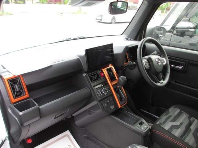 Gターボ 4WD スマートキー メモリーナビ フルセグTV(10枚目)