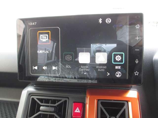 Gターボ 4WD スマートキー メモリーナビ フルセグTV(20枚目)