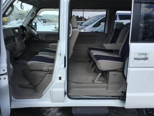 スズキ エブリイワゴン PZターボスペシャル 4WD リフトUP 社外バンパー