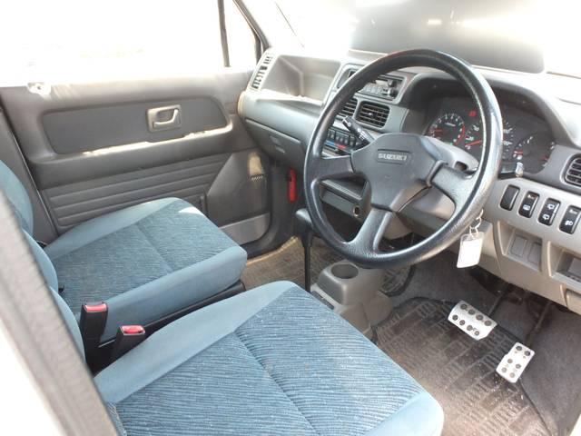 スズキ ワゴンR RV 4WD ターボ