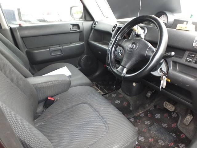 トヨタ bB Z Xバージョン アルミ ABS WSRS