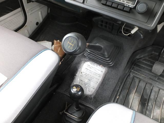 スズキ ジムニー ターボ 4WD ターボ