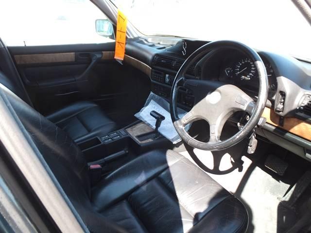 BMW BMW 735iL 黒革