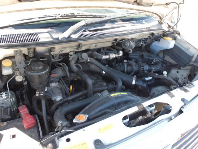 日産 キャラバンエルグランド V 4WD ディーゼル