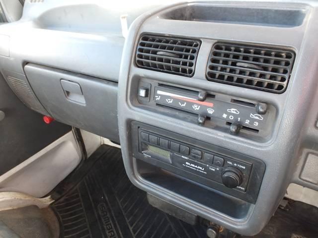 スバル サンバートラック SDX 4WD 3方開