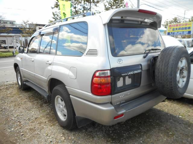 トヨタ ランドクルーザー100 VXリミテッド 4WD ディーゼルターボ