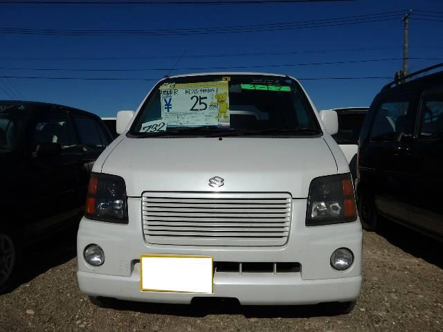 スズキ ワゴンR FMエアロ