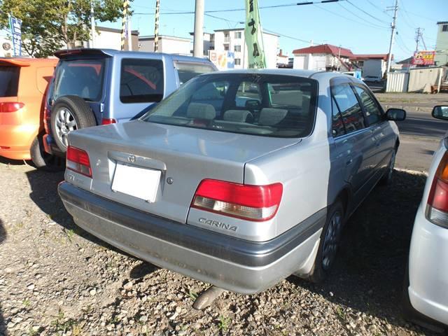 トヨタ カリーナ Ti  ディーゼル プレミアムカー