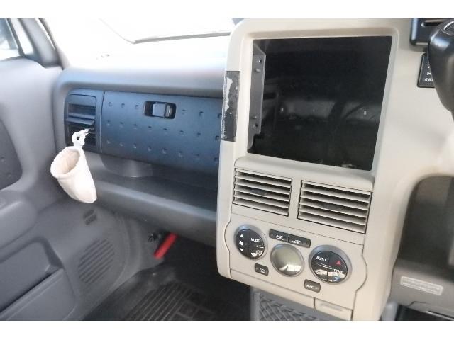 日産 キューブ EX 4WD