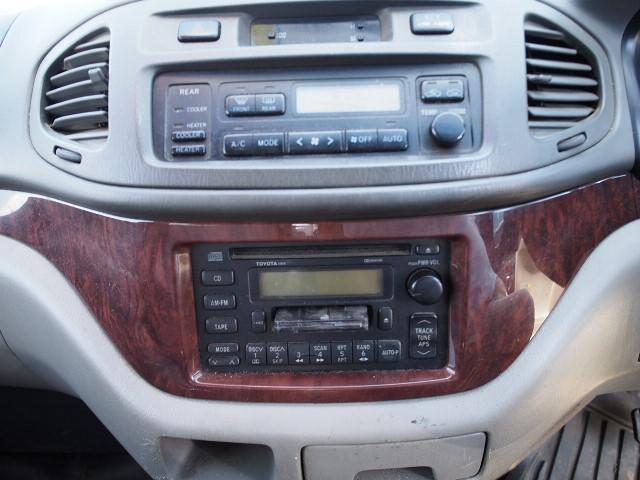 トヨタ レジアス G EXパッケージ 4WD ディーゼルターボ