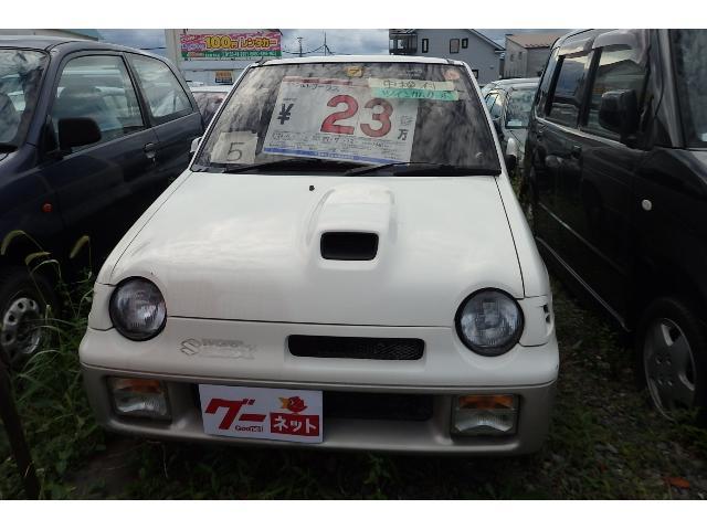 「スズキ」「アルトワークス」「軽自動車」「北海道」の中古車2