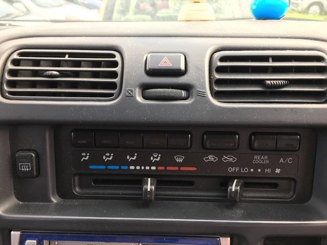 トヨタ グランビア Gリミテッド 4WD ディーセルターボ ツインMR