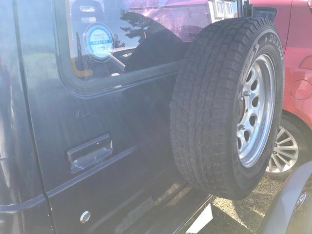 ベースグレード 4WD 4名乗り SUV ブラック(6枚目)