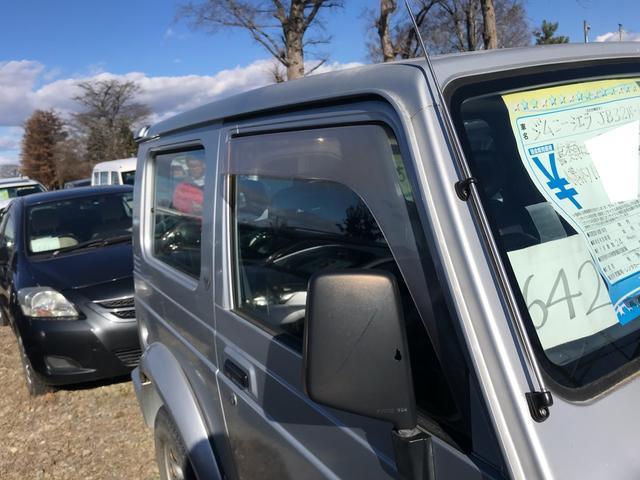エルク 4WD 4名乗り SUV グレー(5枚目)
