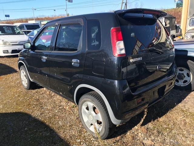 リミテッド 4WD 軽自動車 ブラック 整備付 AT AW(4枚目)