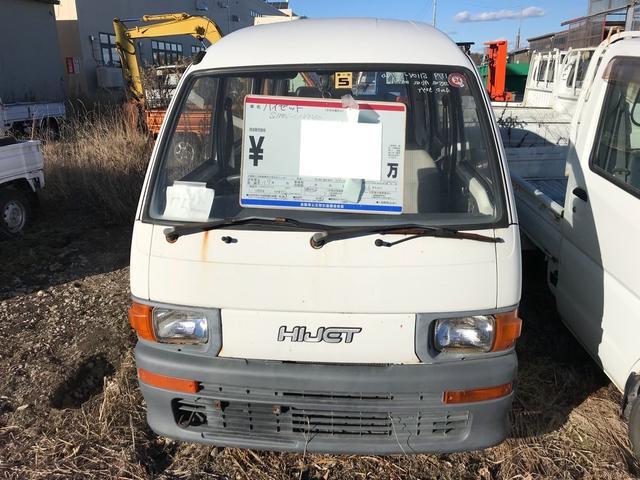 4WD 修復歴無 軽バン 両側スライドドア(2枚目)