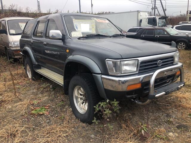 「トヨタ」「ハイラックスサーフ」「SUV・クロカン」「北海道」の中古車2