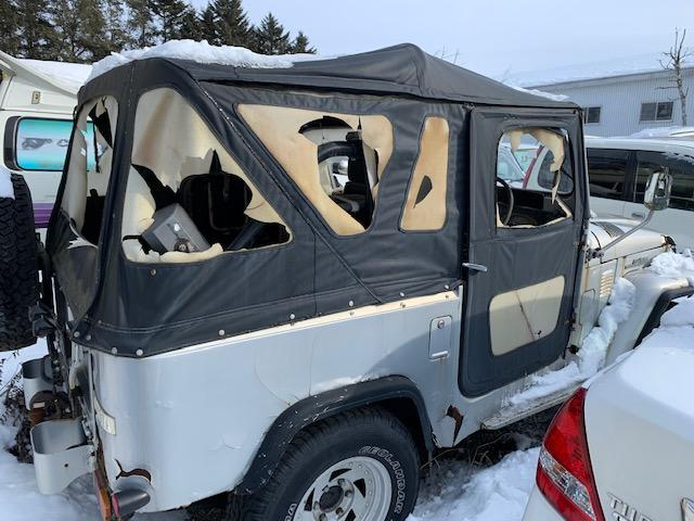 「トヨタ」「ランドクルーザー40」「SUV・クロカン」「北海道」の中古車3