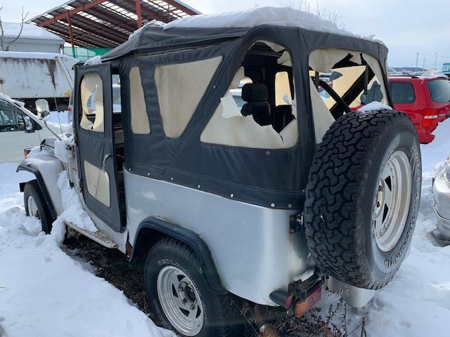 「トヨタ」「ランドクルーザー40」「SUV・クロカン」「北海道」の中古車5