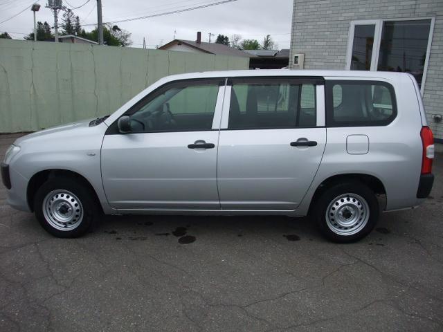「トヨタ」「プロボックス」「ステーションワゴン」「北海道」の中古車8