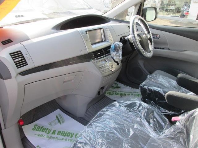トヨタ エスティマ アエラス Sパッケージ 4WD フルエアロ 20W 両パワー