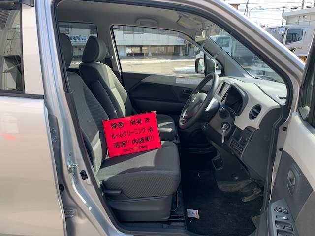 ウィズ 昇降シート車 4WD キーレス ETC 盗難防止装置(10枚目)