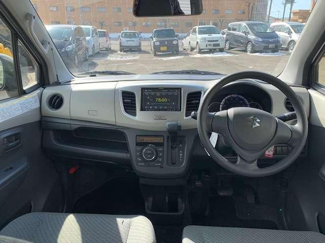 ウィズ 昇降シート車 4WD キーレス ETC 盗難防止装置(12枚目)
