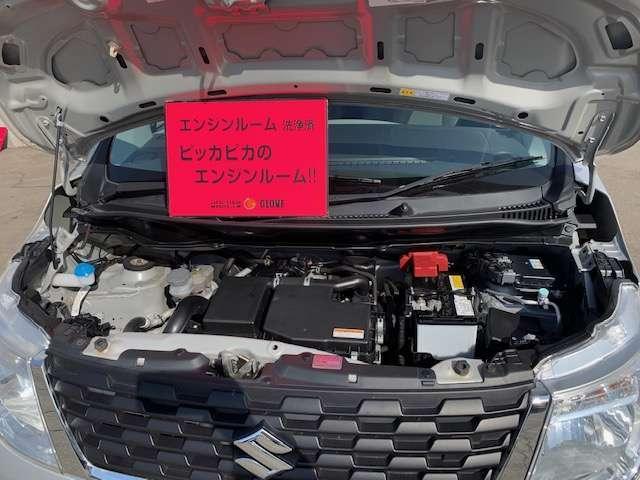 ウィズ 昇降シート車 4WD キーレス ETC 盗難防止装置(13枚目)