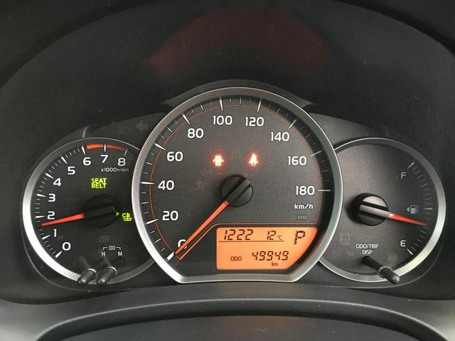 トヨタ ヴィッツ U 4WD