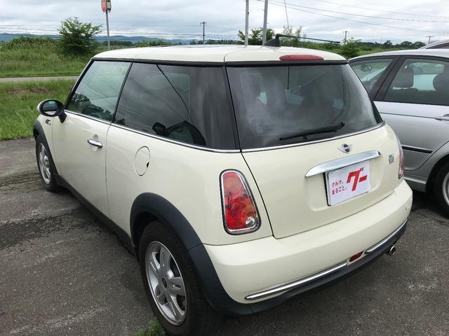 「MINI」「MINI」「コンパクトカー」「北海道」の中古車5
