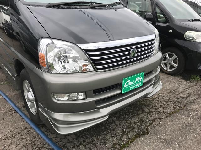 「トヨタ」「レジアス」「ミニバン・ワンボックス」「北海道」の中古車6