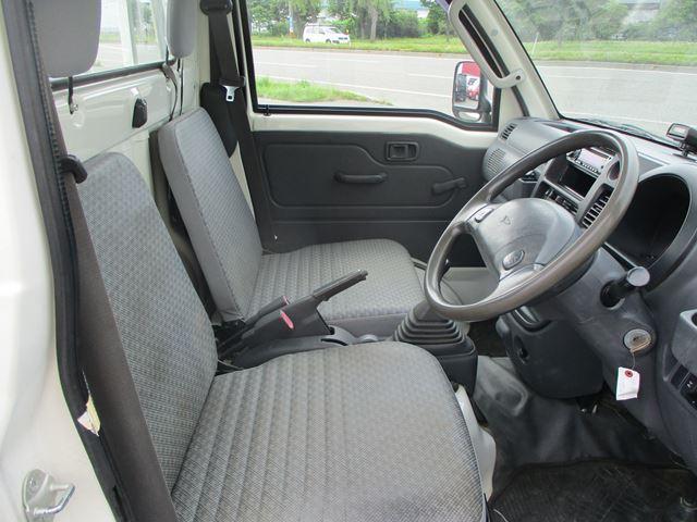 ダイハツ ハイゼットトラック ローダンプ エアコン パワステ マニュアル車 4WD