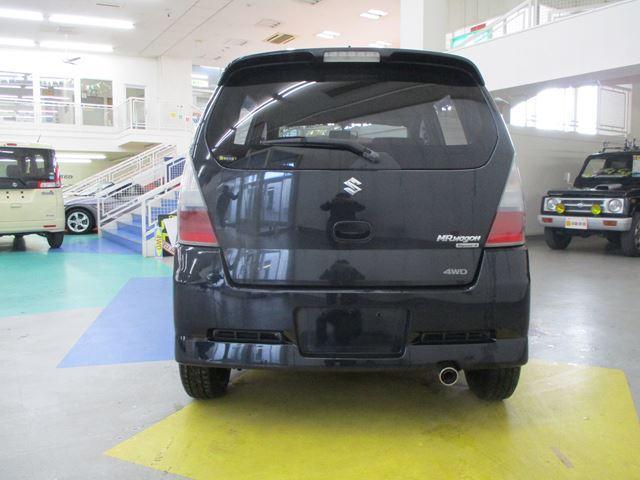 スズキ MRワゴン スポーツ ターボ ABS 4WD