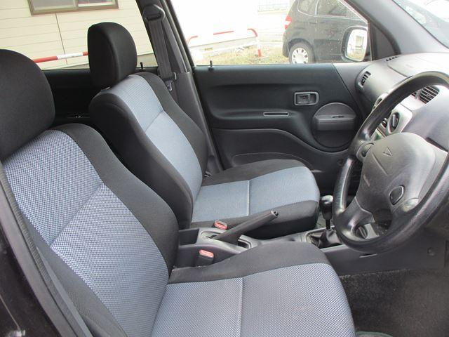 ダイハツ テリオスキッド エアロダウンカスタムX ターボ マニュアル車 ABS 4WD