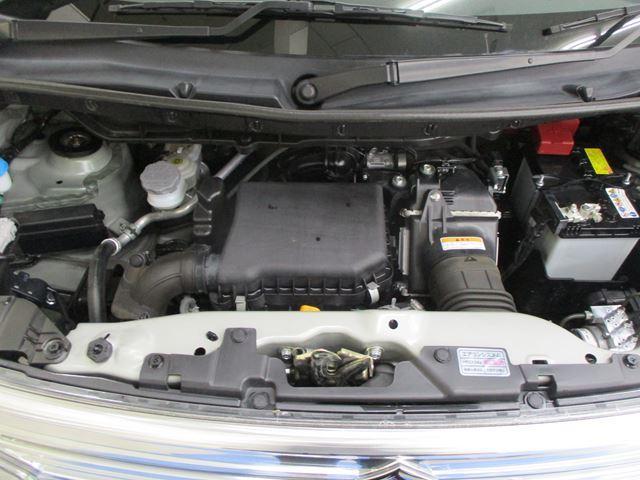 スズキ スペーシアカスタム TS ターボ ABS エネチャージ アイドルストップ 4WD