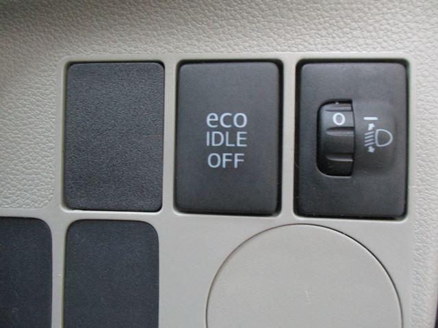 ダイハツ ミライース Xf ABS エコアイドル 4WD