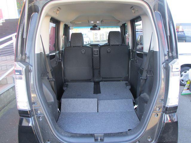 ホンダ N BOXカスタム G・ターボAパッケージ ABS 衝減ブレーキ パワスラ